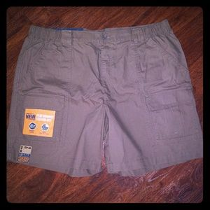 New Performance Hiking Cargo Shorts Easy Care 40